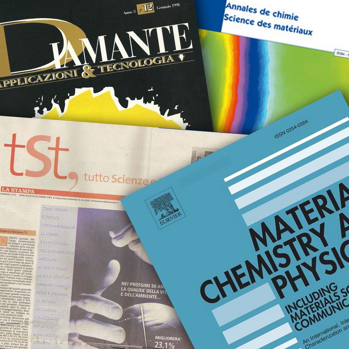 Articoli scientifici