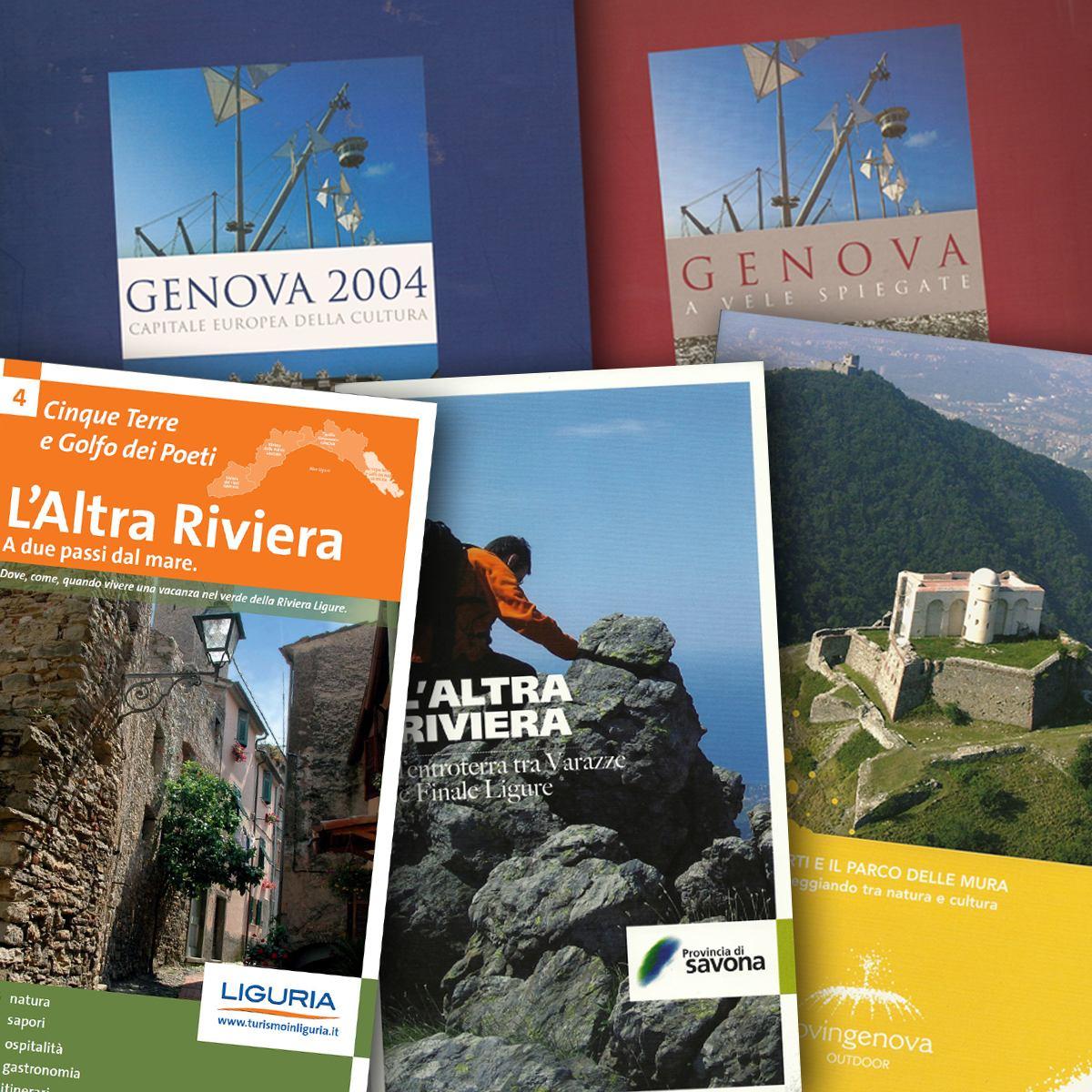 Libretti turistici