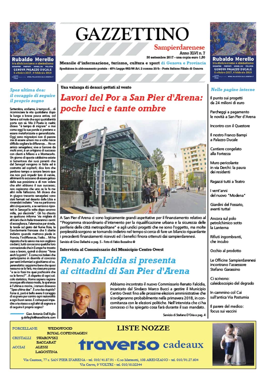 GAZZETTINO. Mensile d informazione, turismo, cultura e sport